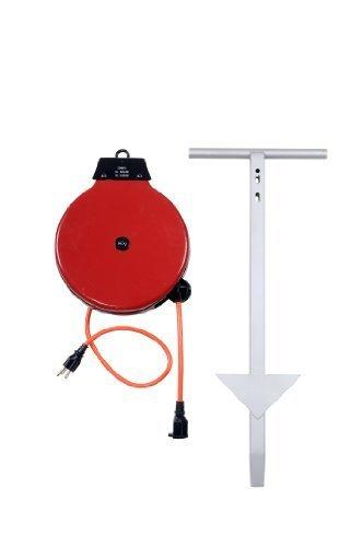 Mantis 9333 Cord Management Kit For Electric Power Tiller For Gardening By Mantis