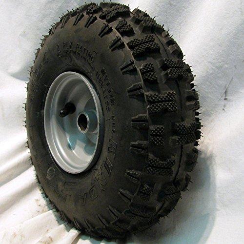 ship From Usa 410-4 410-4 Rear Tine Garden Rototiller Snow Blower Go Cart Tire Rim Wheel item Noe8fh4f85496225