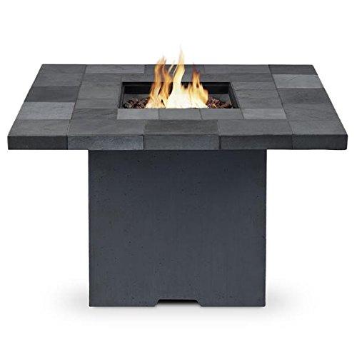 Real Flame 11624-G Salida Propane Fire Table Gray Large