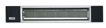 Sunpak S 34 34000 BTU Hanging Patio Heater - Black - Natural Gas NG - No Fascia Kit - Plus Free Sunpak eGuide