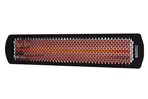 Bromic Tungsten Smart Radiant Infrared Electric Patio Heater 3000-watt