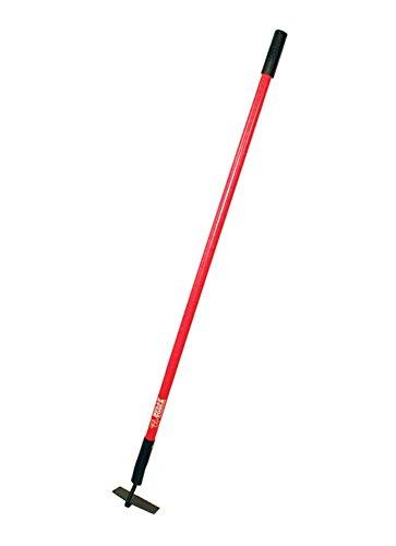 Bully Tools 92346 12-gauge Nurserybeet Hoe With Fiberglass Handle 6-inch By 25-inch
