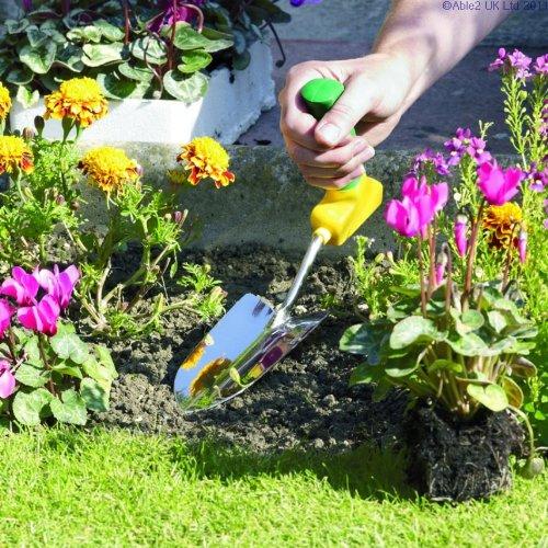 Able2 Easy Grip Garden Tool - Trowel