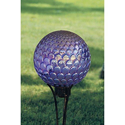 Carson Violet Artichoke 10 Gazing Ball