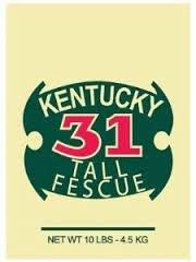 The Dirty Gardener Kentucky 31 Tall Fescue Grass Seed - 10 Pounds