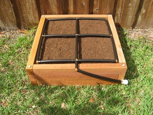 Cedar Raised Garden Kit - 2x2