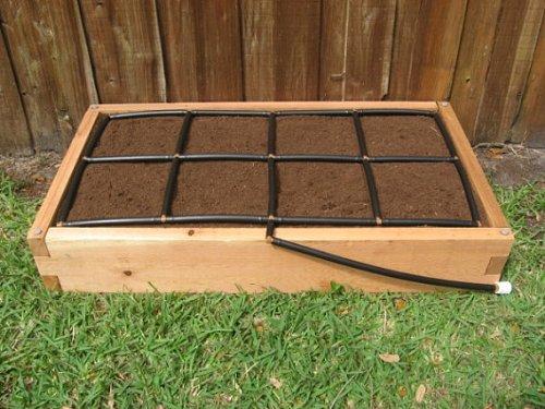 Cedar Raised Garden Kit - 2x4