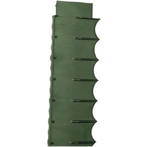 Easy Gardener 8748 Emerald Edge 4-Foot Pound In Landscape Edging - Green