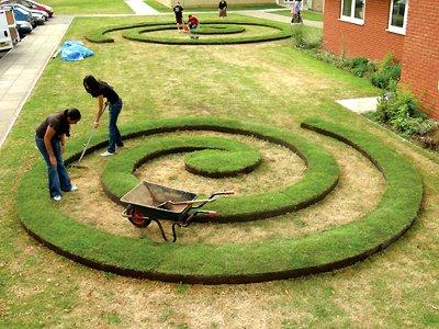 Everedge - Flexible Steel Garden Edging - 5&quot - 5 Sections