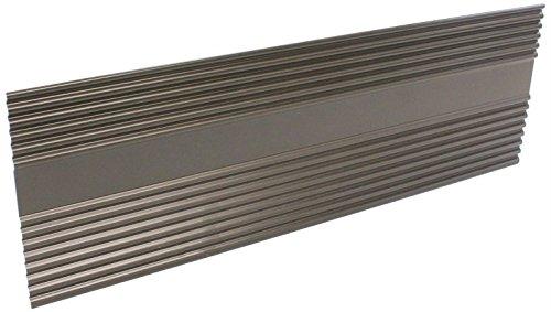 Permaloc Corporation 12075-B021 Profile Bronze Duraflex44 154 ft