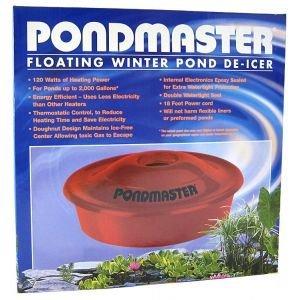 Pondmaster Floating Winter Pond De-Icer Garden Lawn Supply Maintenance