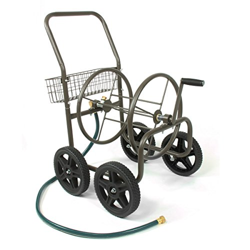 Liberty Garden Products Residential Hose Reel Cart