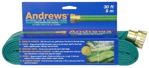 Andrews 30-Foot 2 Tube Sprinkler Hose 10-12346