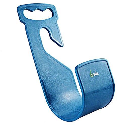 Gada Best Garden Hose Hangerwall Mount Hose Holderdurable Rust-free Hook blue