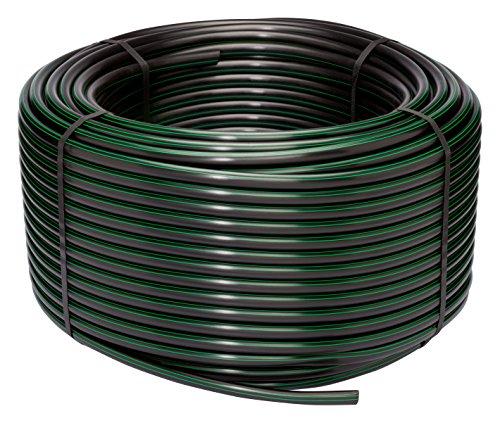 Rain Bird T63-500 Drip Irrigation 12&quot Blank Distribution Tubing 500 Roll Black