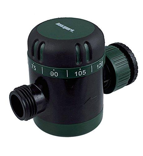 Instapark MWT-08 Outdoor Garden Hose End Automatic Shut-off Mechanical Water Timer
