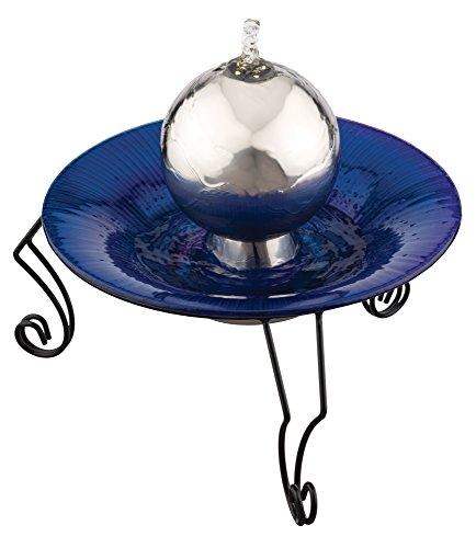 Regal Art Gift Gazing Ball Fountain 12-Inch
