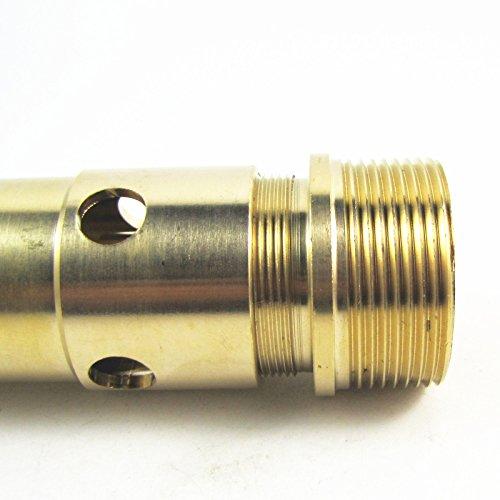 1 12&quot Dn40 Brass Spring Bubbling Style Fountain Nozzle Spray Head Gfhr-56 tm79f-32m Ugba580316