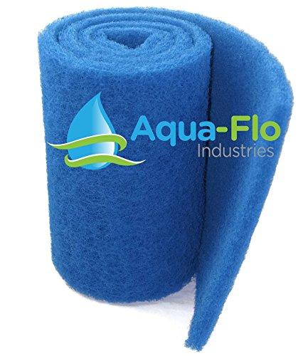 Aqua-flo Rigid Pond Filter Media 125&quot X 72&quot 6 Feet