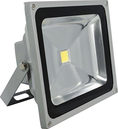 Ecosort-High Brightness Outdoor 50Watt LED Flood Light 2700-7500K IP65 Garden Lighting Street Light