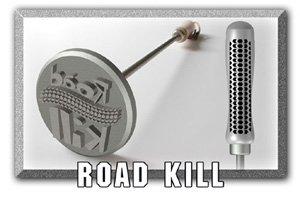 Branding Iron Road Kill Grill Utensil