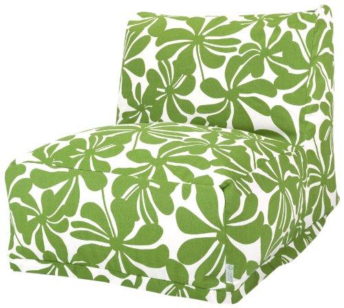 Majestic Home Goods Sage Plantation Bean Bag Chair Lounger