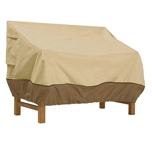 Classic Accessories 55-649-021501-00 Veranda Deep Seating Patio Loveseat Cover Small