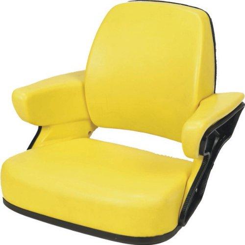 4 Piece Replacement Seat Cushion Set John Deere