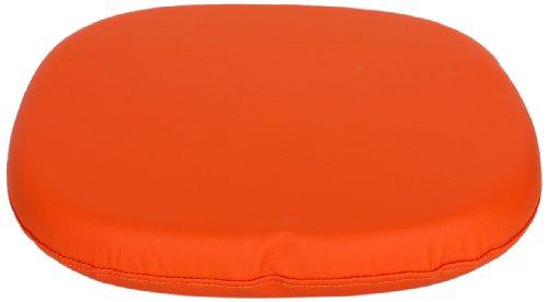 Control Brand Dc323 Tulip Chair Replacement Cushion Orange