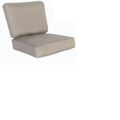 Hampton Bay Posada Lounge Chair Replacement Seat and Back Cushions