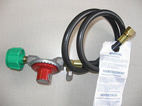 Brinkmann Factory Turkey Fryer Adjustable Regulator and Hose 155-3786-8