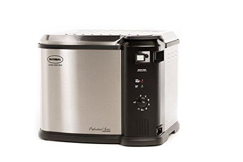 Butterball Electric Turkey Fryer 10l Analog Wtimer 10 L