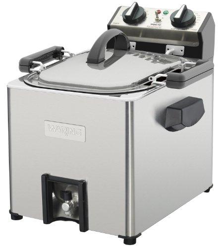 Waring Pro Tf200 Professional Rotisserie Turkey Fryersteamer