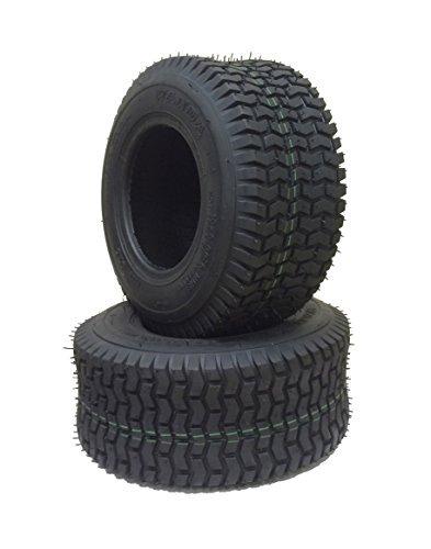 2 New 13x650-6 Lawn Mower Utility Cart Turf Tires 4pr - 13109