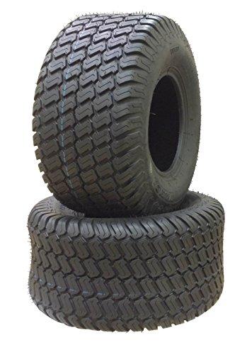 2 New 18x950-8 Lawn Mower Utility Golf Cart Turf Tires P332 -13032