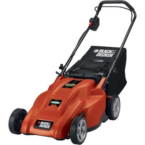 Black Decker CM1836 18-Inch 36-Volt Cordless Electric Lawn Mower
