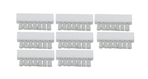 8 Pack Of Water Tech Pool Blaster Pbw049 Vacuum Head Brushes