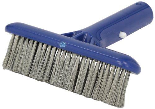 Pentair R500012 410 Molded Back Stainless Steel Algae Brush For Plaster Concrete And Gunite Pools 6-inch