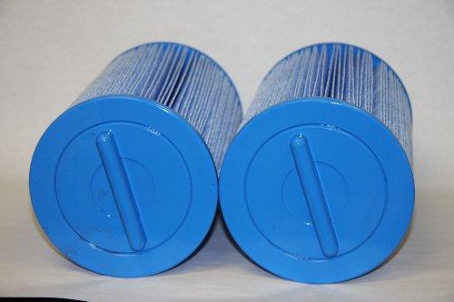 2 Pack - New Spa Filter Cartridges Fit UNICEL 6CH-47RA--FILBUR FC-0315M--Pleatco PTL47W-P4-M