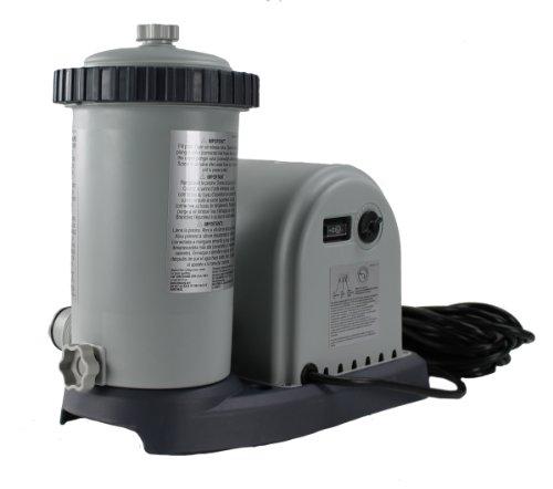 1500 Galhr Intex Filter Pump Krystal Clear Model 635 - Small Pump Upgrade P