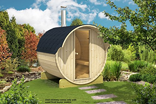 Allwood Barrel Sauna 220-ehc Electric Heater