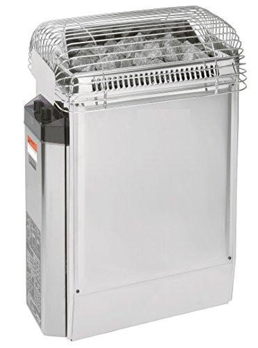 Harvia Topclass 8kw 240v-1ph Electric Sauna Heater With Control Panel includes Sauna Stones