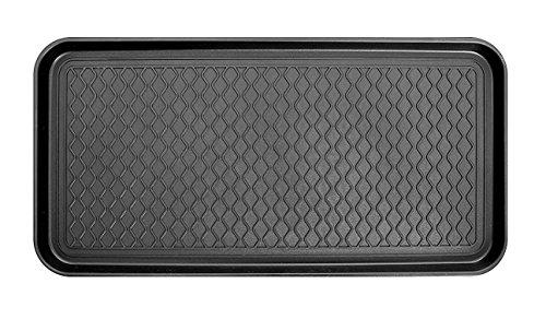 Multipurpose Tray and Waterproof Mat - Shoe Boot Tray Pet Bowl Mat 30 x 15