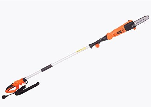 Garcare GCPCS06-B Corded Pole Chain Saw Pole Chain Saw