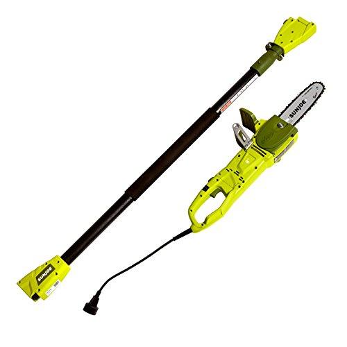 Sun Joe SWJ806E 8 75 Amp Electric Pole Chain Saw