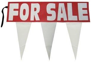 Tangle-free Flagpole white With White Adjustable Bracket Sale