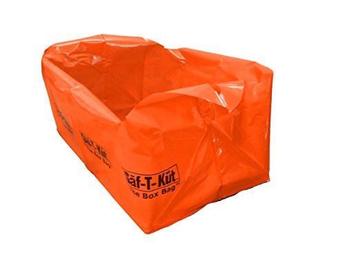 Saf-T-Kut EBOXBAG 31 in x 18 in x 12 in Box Bag Reusable Construction DebrisYard Waste Bags 2-Pack