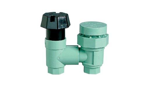 2 Pack - Orbit 34&quot Manual Anti-siphon Plastic Sprinkler System Yard Water Valve