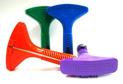 2 Pack - Orbit Plastic Fan Spray Water Nozzleamp Set Spike Sprinkler Garden Yard 56015