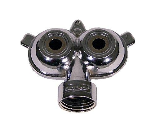 5 Pack - Orbit Twin Circle Spray Yard Sprinkler For Hoses